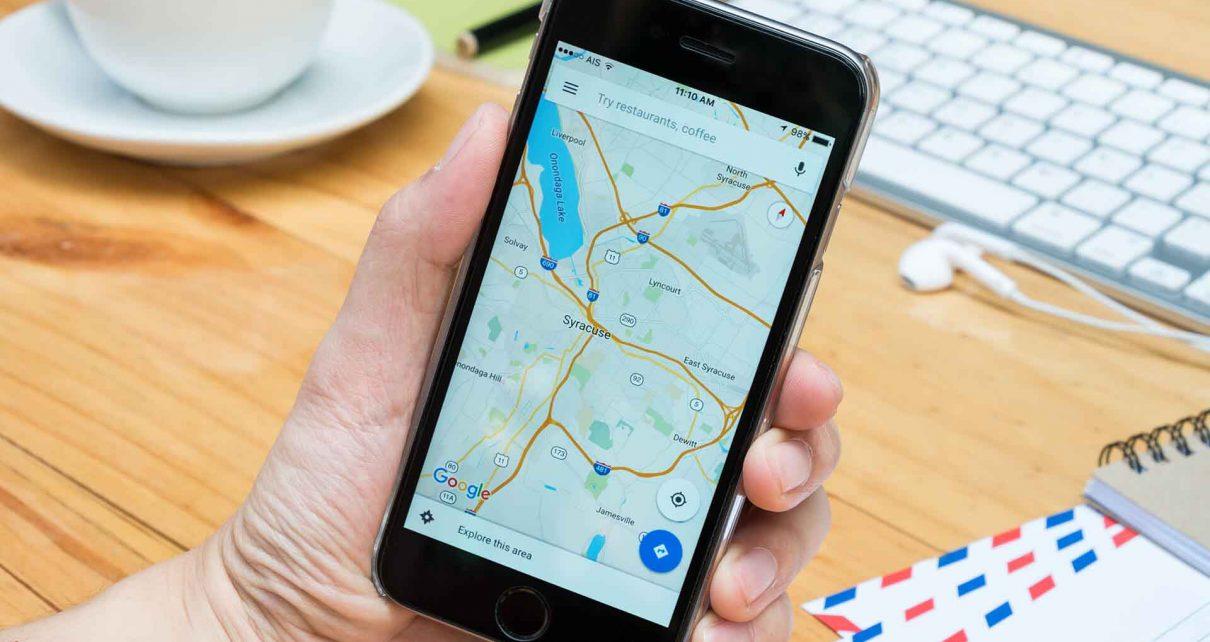 google-maps-appication-mobile