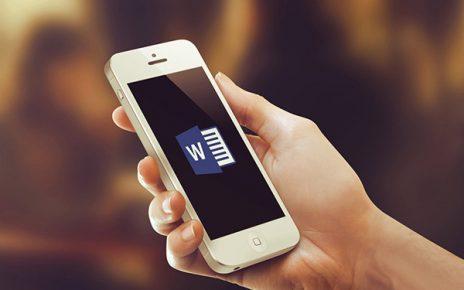 Microsoft Word application on mobile